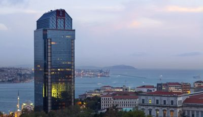 5 Star Hotel in Istanbul with Bosphorus View | The Ritz-Carlton