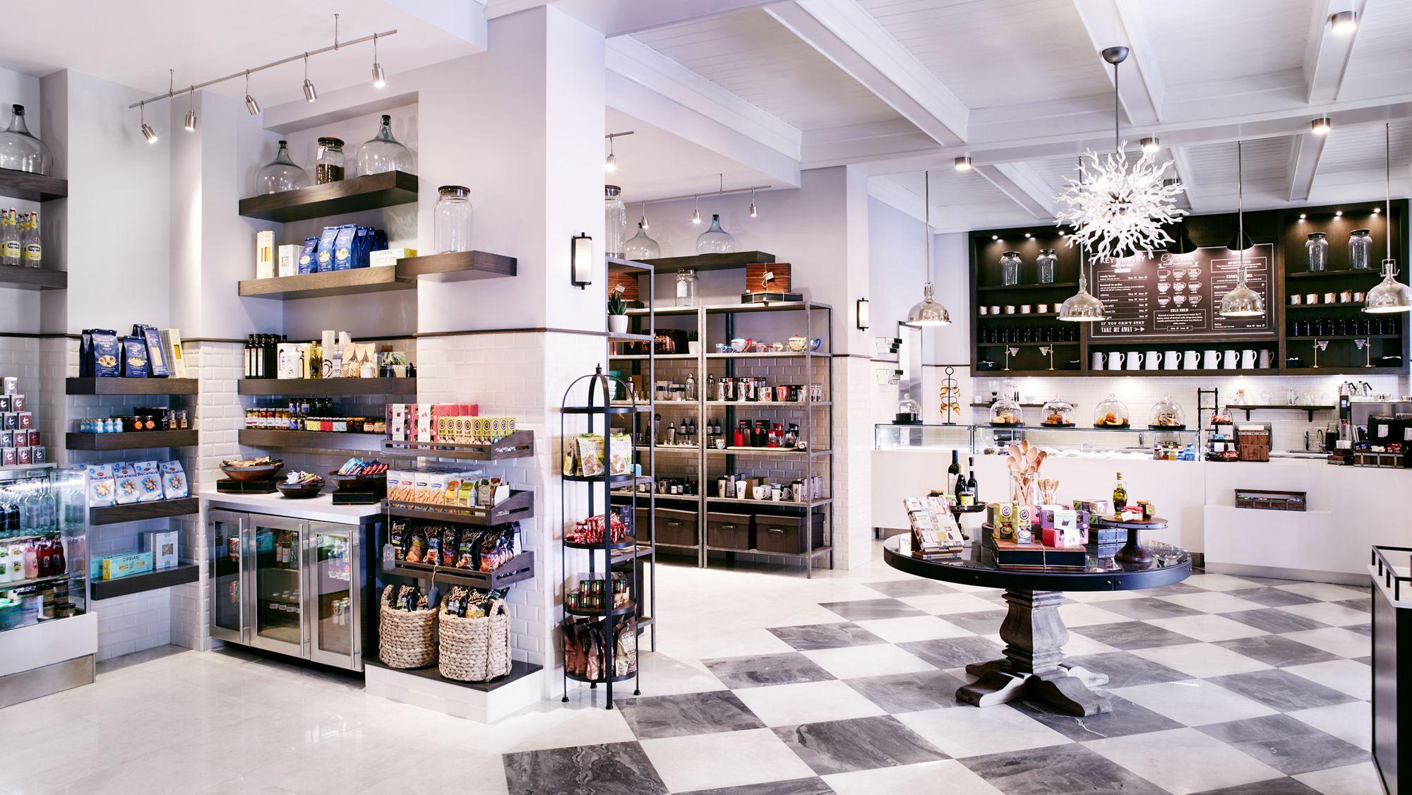 Key Pantry: Eat Drink Shop    The Ritz-Carlton Key Biscayne
