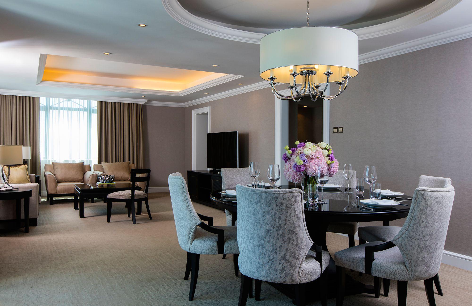 Three Bedroom Suite In Malaysia The Ritz Carlton Kuala Lumpur