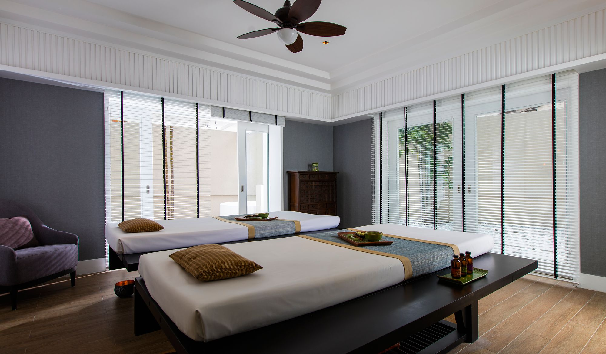 Luxury Spas in Malaysia | The Ritz-Carlton, Kuala Lumpur