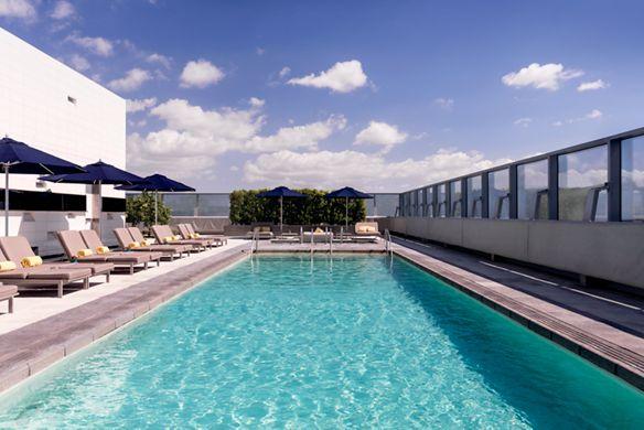 The Ritz-Carlton, Los Angeles 26th Floor Pool