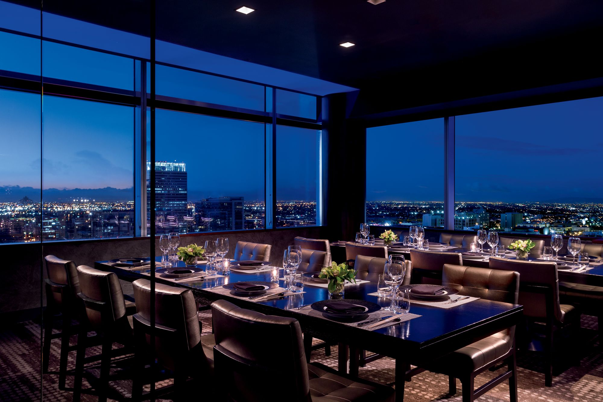 Downtown Los Angeles Restaurants With A View Wp24 By