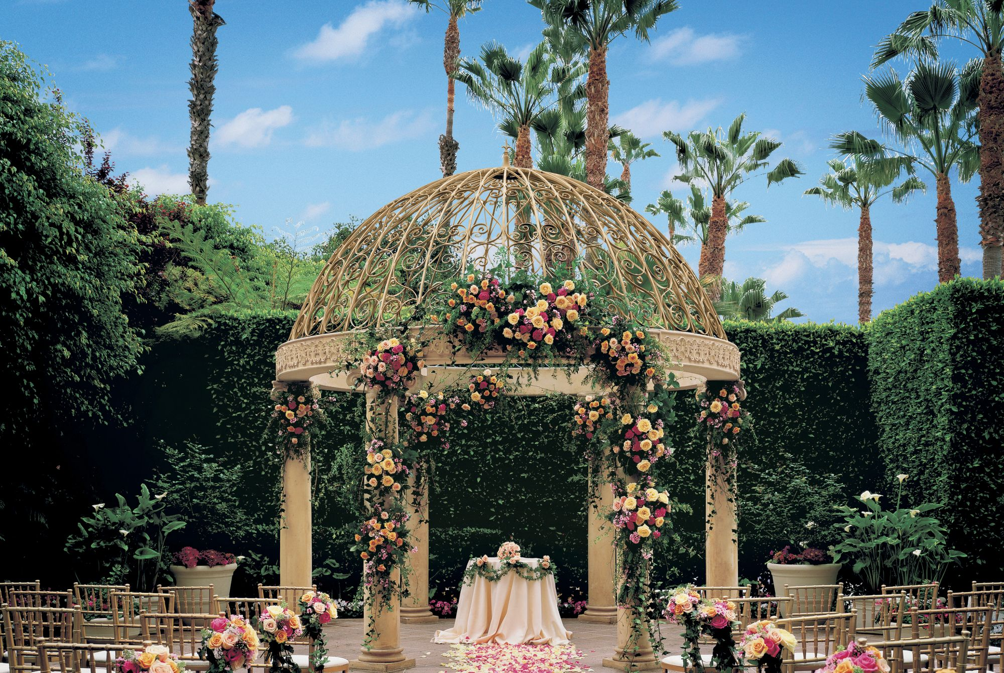Marina Del Rey Wedding Hall The Ritz Carlton Marina Del Rey