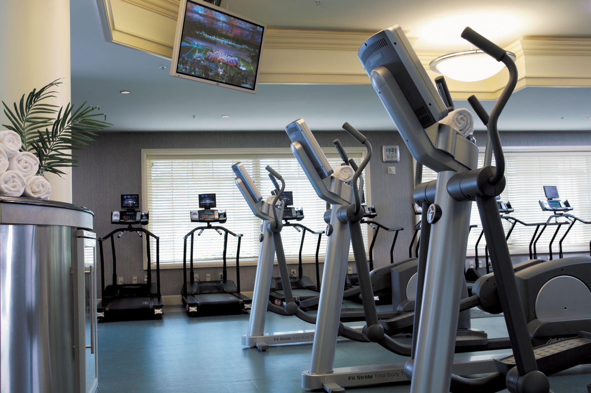 Massage Fitness Center The Ritz Carlton Naples