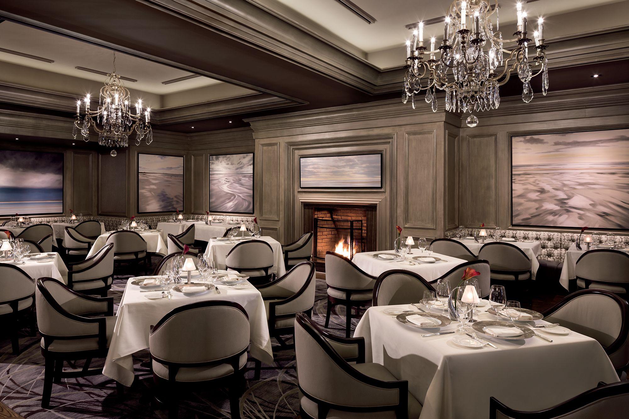 The Grill The Ritz Carlton Naples