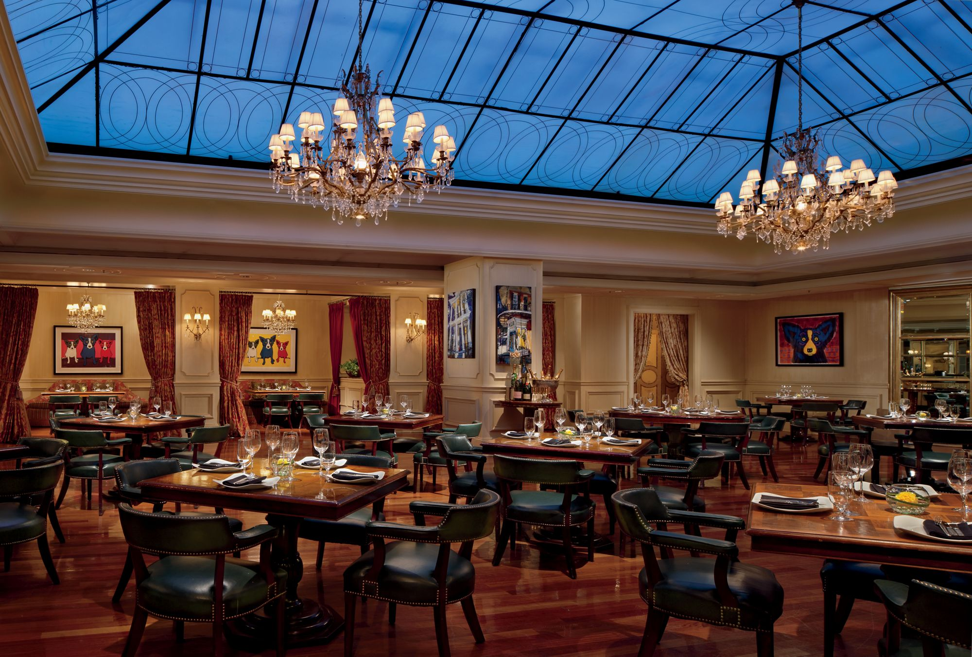 Restaurants Near Saenger Theater New Orleans The Ritz