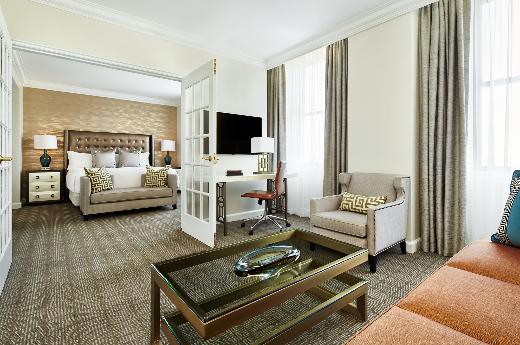 Luxury Suite The Ritz Carlton Philadelphia