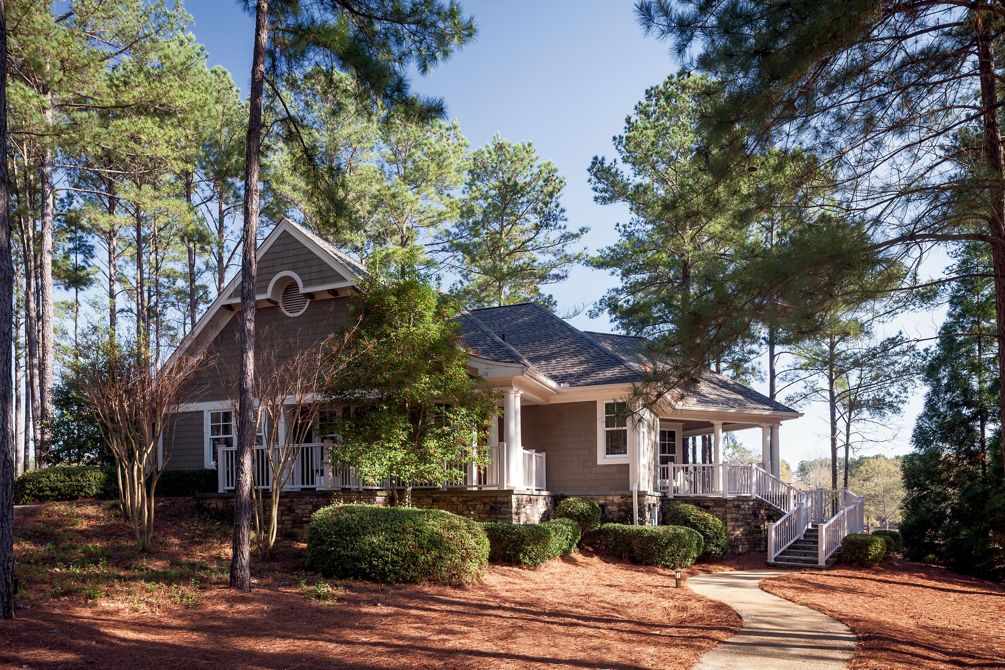 Three Bedroom Cottage The Ritz Carlton Reynolds Lake Oconee