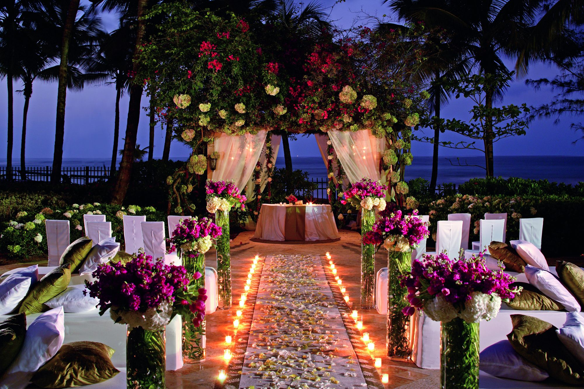 Puerto Rico Wedding Package.Wedding Packages The Ritz Carlton San Juan
