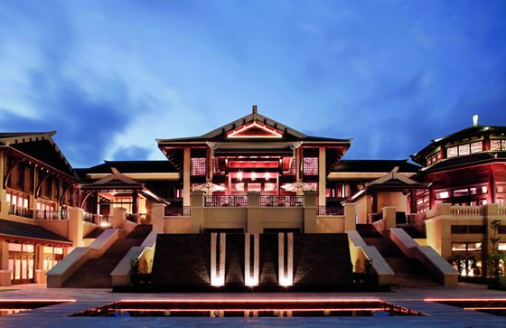 Reserve your stay at The Ritz-Carlton, Sanya.