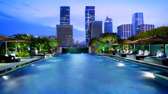 Reserve your stay at The Ritz-Carlton, Shenzhen.