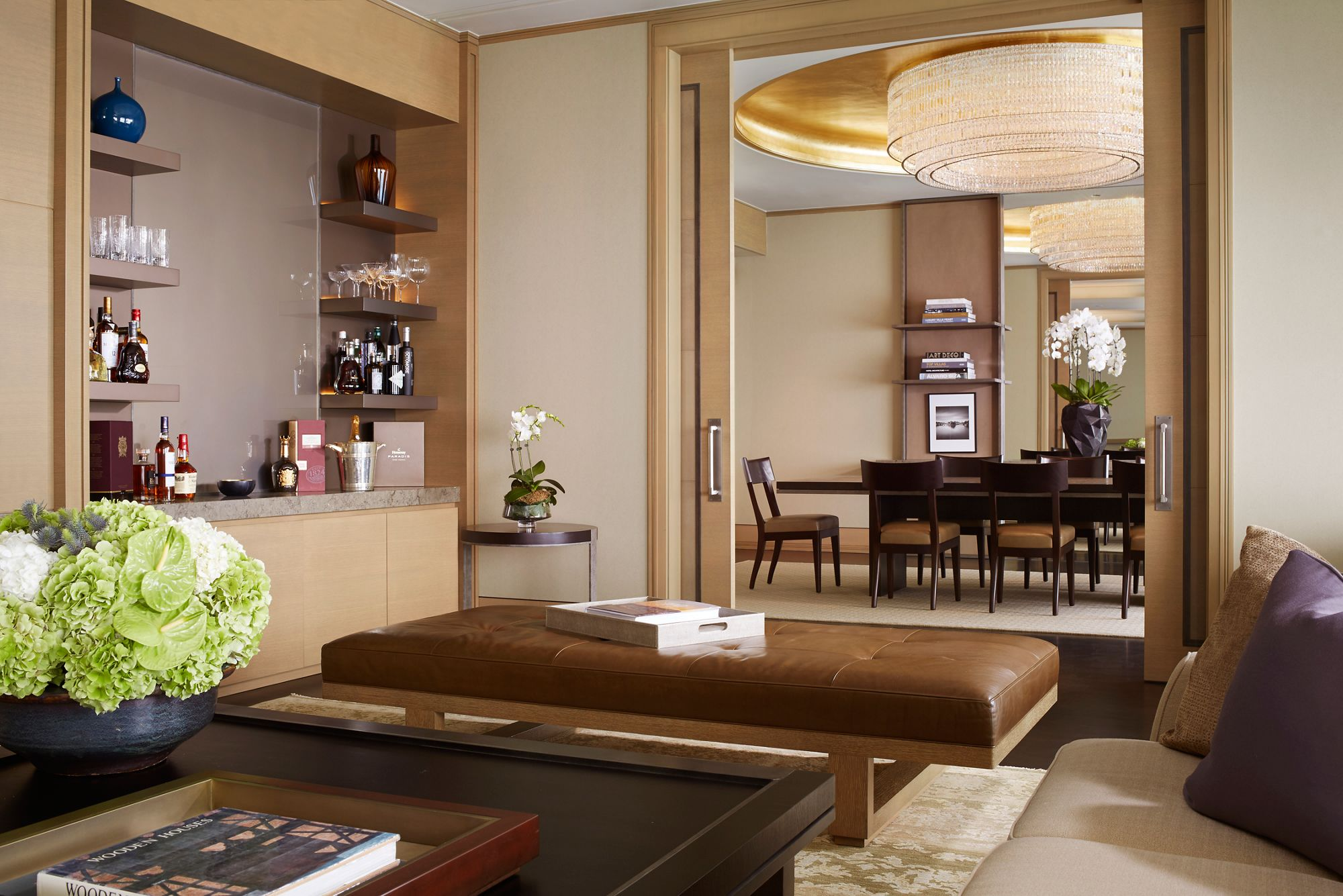 The Ritz Suite Carlton Singapore