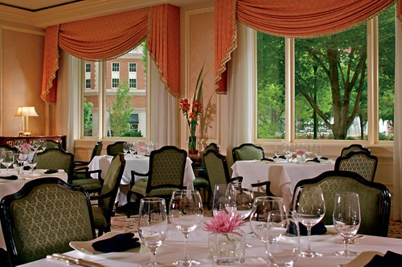 Restaurants In St Louis Clayton Restaurants The Ritz
