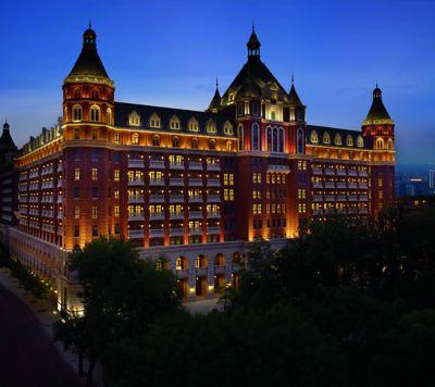 Luxury Hotel in Tianjin   The Ritz-Carlton, Tianjin