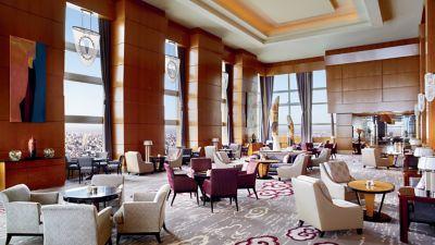 Afternoon Tea In Tokyo The Ritz Carlton Tokyo