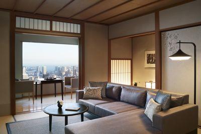Hotel In Tokyo Japan The Ritz Carlton Tokyo