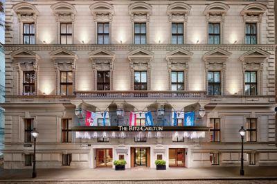5-Star Luxury Vienna Hotel in Austria | The Ritz-Carlton, Vienna