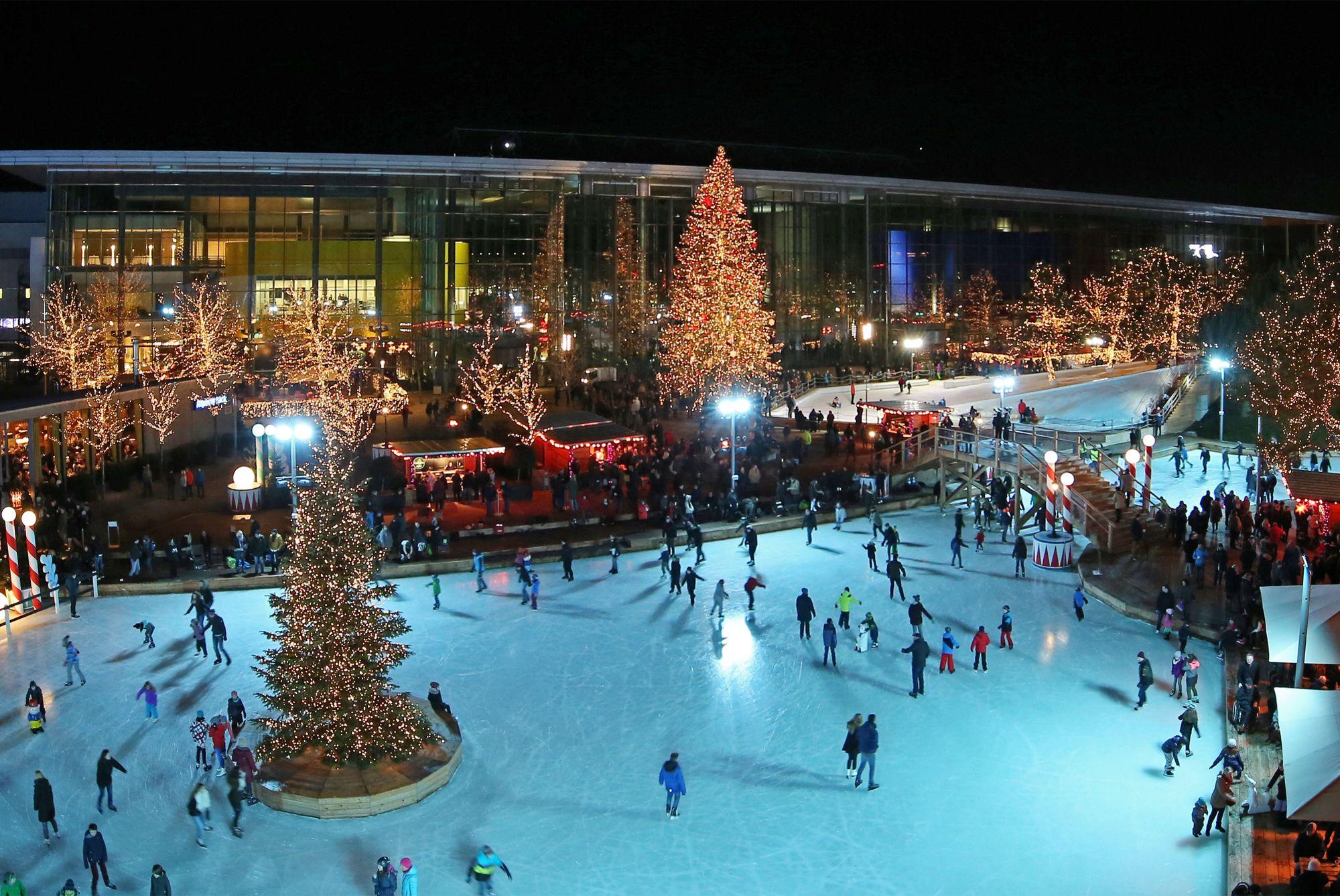 Winterwelt Im The Ritz Carlton Wolfsburg