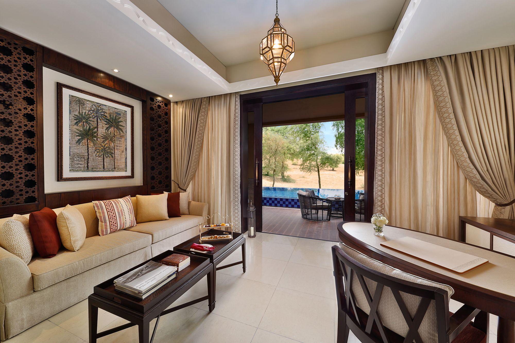 Al Rimal Pool Villa The Ritz Carlton Ras Al Khaimah Al Wadi Desert