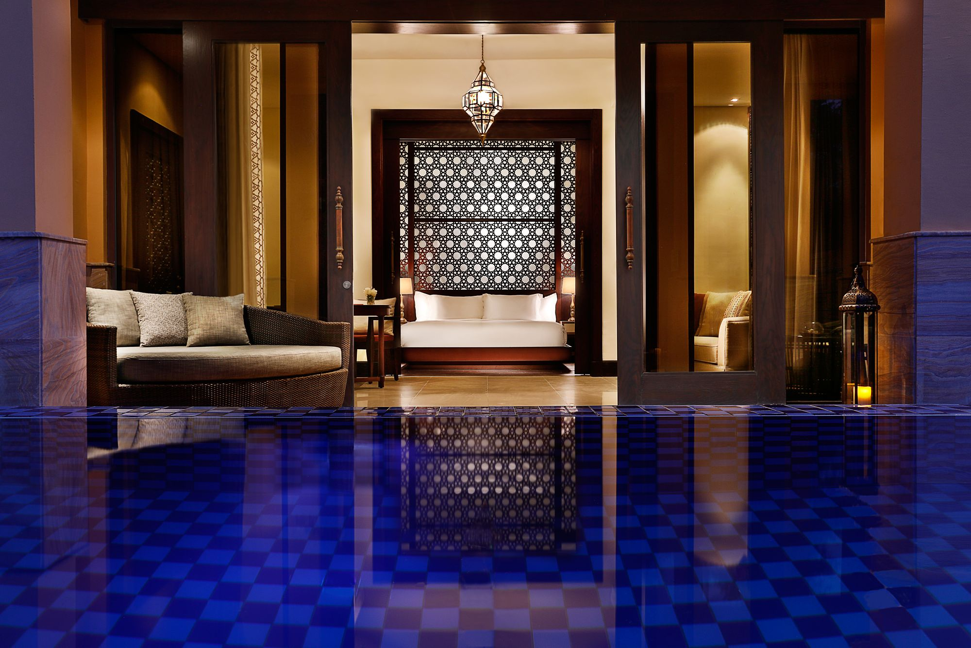 Al Rimal Enclosed Pool Villa The Ritz Carlton Ras Al Khaimah Al Wadi Desert