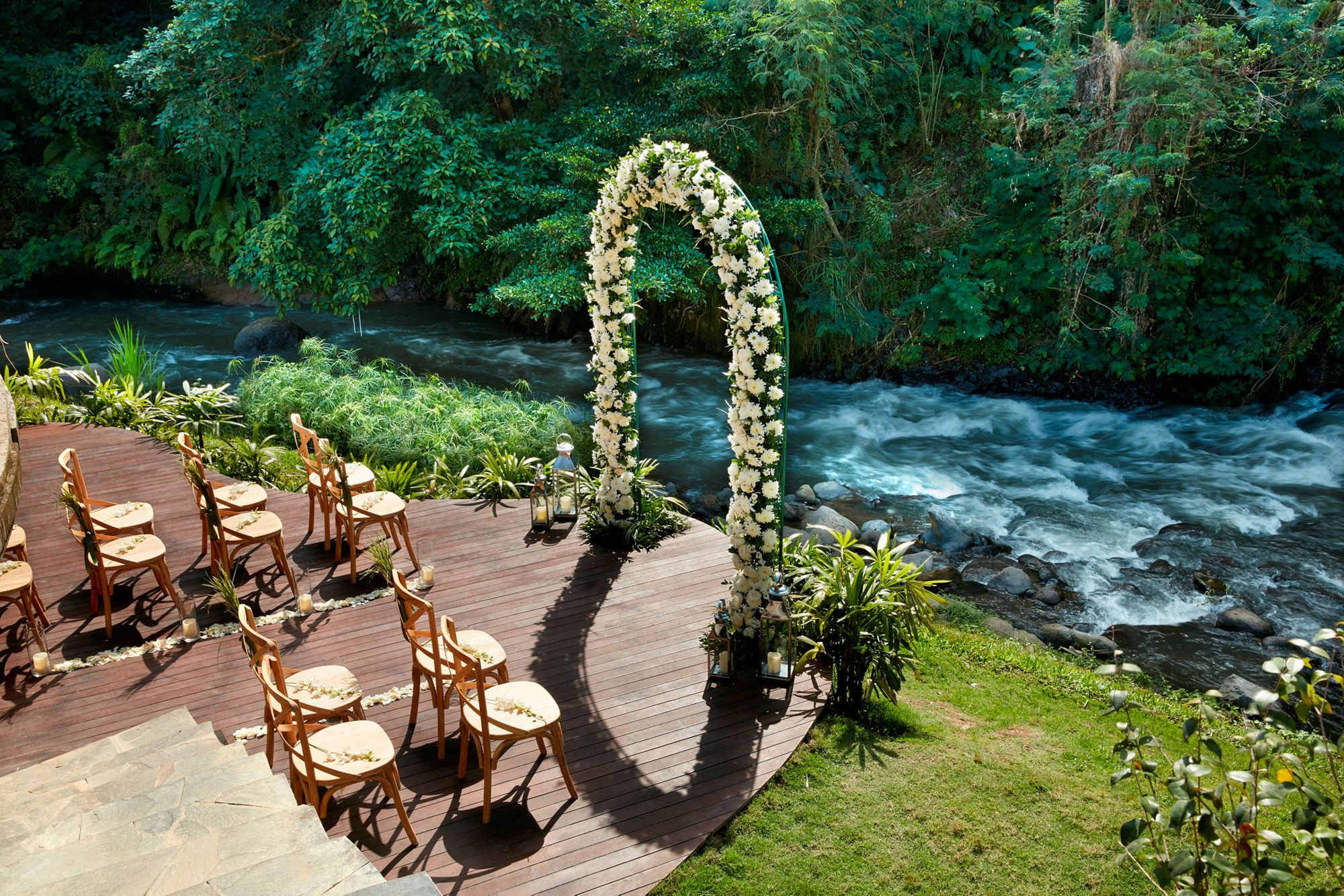 Wedding Venues Villas In Ubud Bali Mandapa A Ritz Carlton Reserve - Wedding Ubud, Weddings Events Capella Ubud Bali