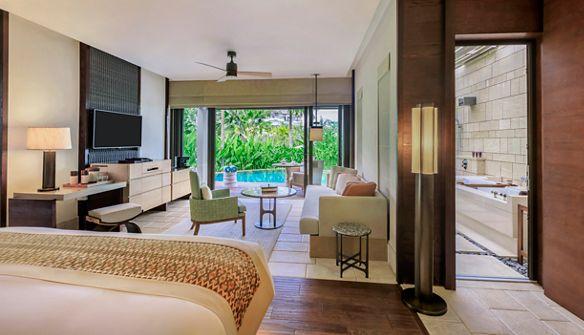 Beachfront Bali Villa With Pool Access The Ritz Carlton Bali