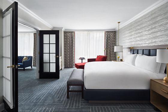 Washington Dc Hotel Suites Two Bedroom Suites The Ritz Carlton Washington D C