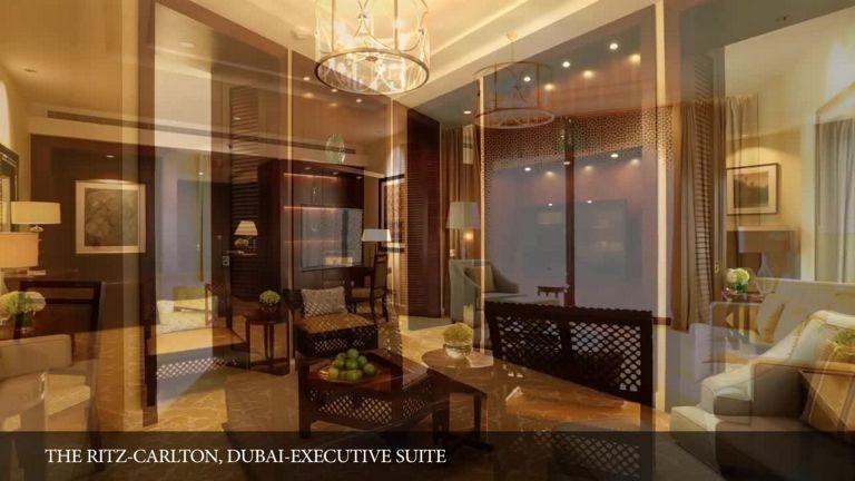 One Bedroom Gulf Suite in Dubai | The Ritz-Carlton, Dubai