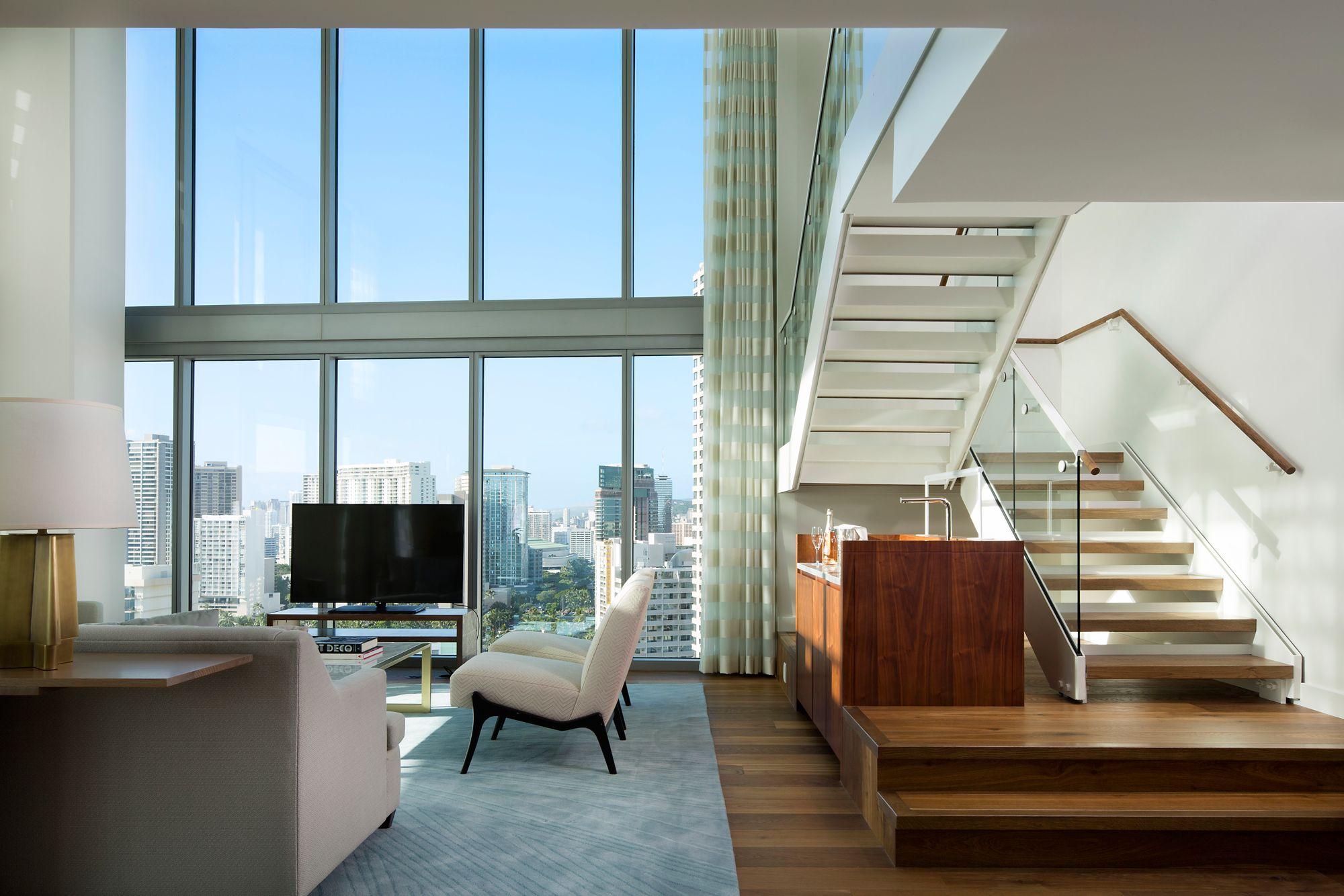 Grand Ocean View 4 Bedroom Suite Plus Den The Ritz