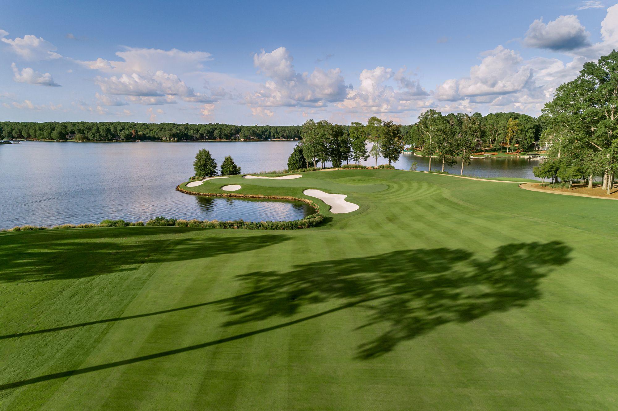 Great Waters Course | The Ritz-Carlton Reynolds, Lake Oconee