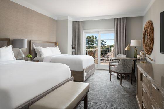 Queen/Queen Resort View Guest Room
