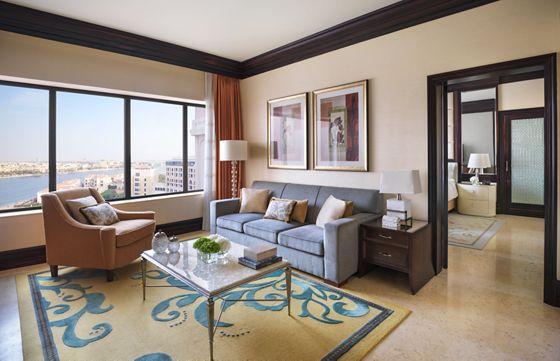Abu Dhabi Suites The Ritz Carlton Abu Dhabi Grand Canal