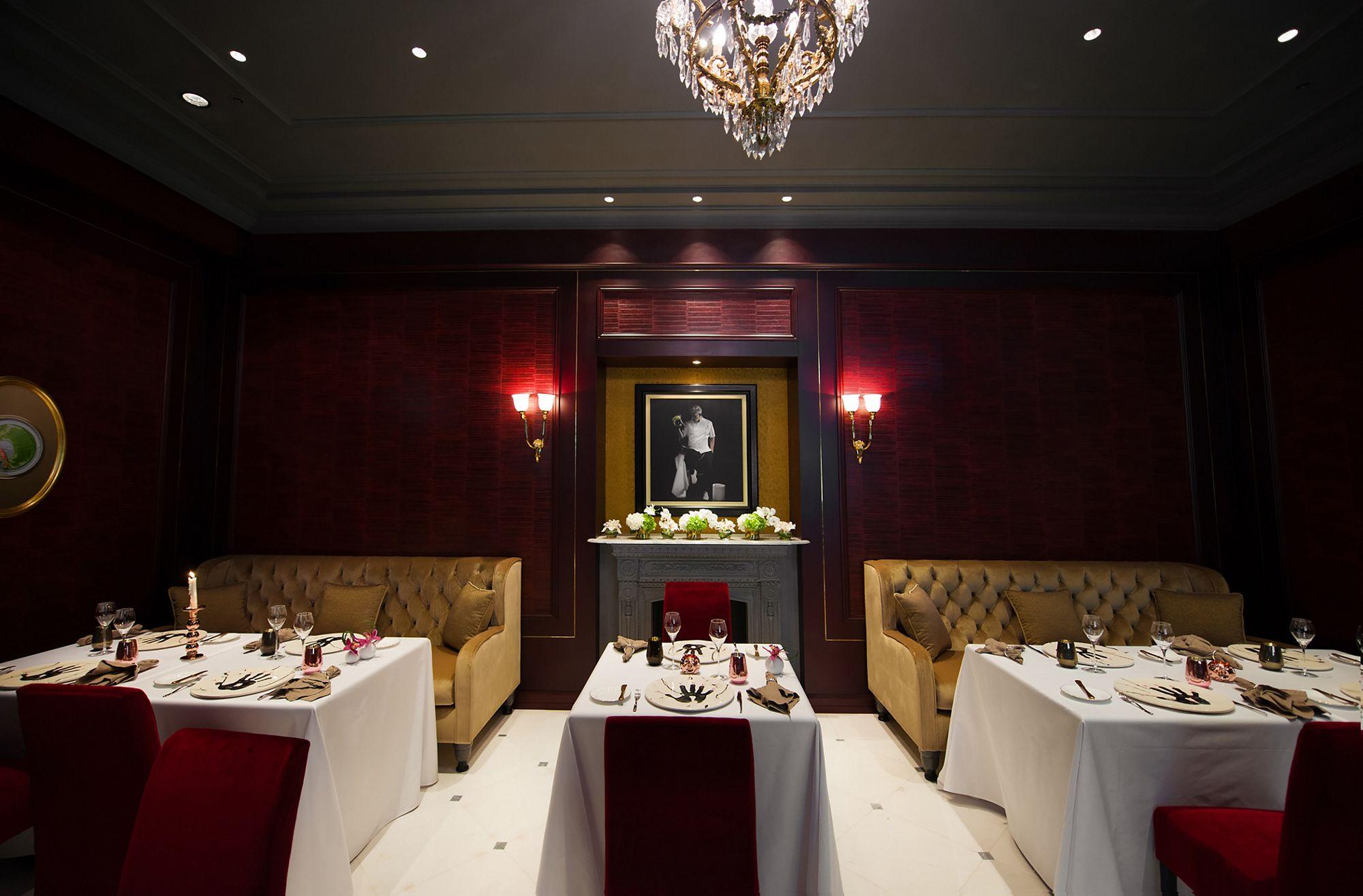 La Table Krug By Y The Ritz Carlton Bahrain