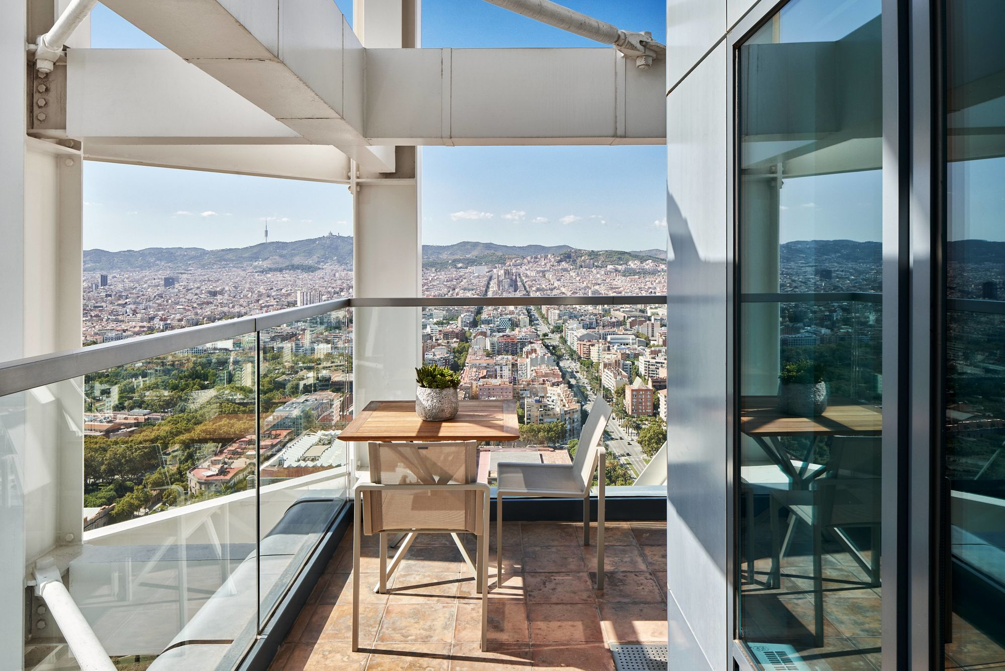 The Barcelona Penthouse Terrace