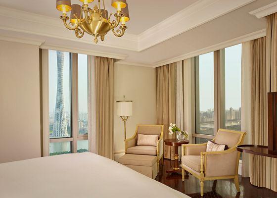 Carlton Suite - Bedroom