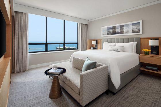 Gold Coast Suite - Bedroom