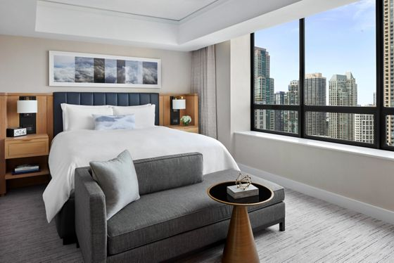 Water Tower Suite - Bedroom