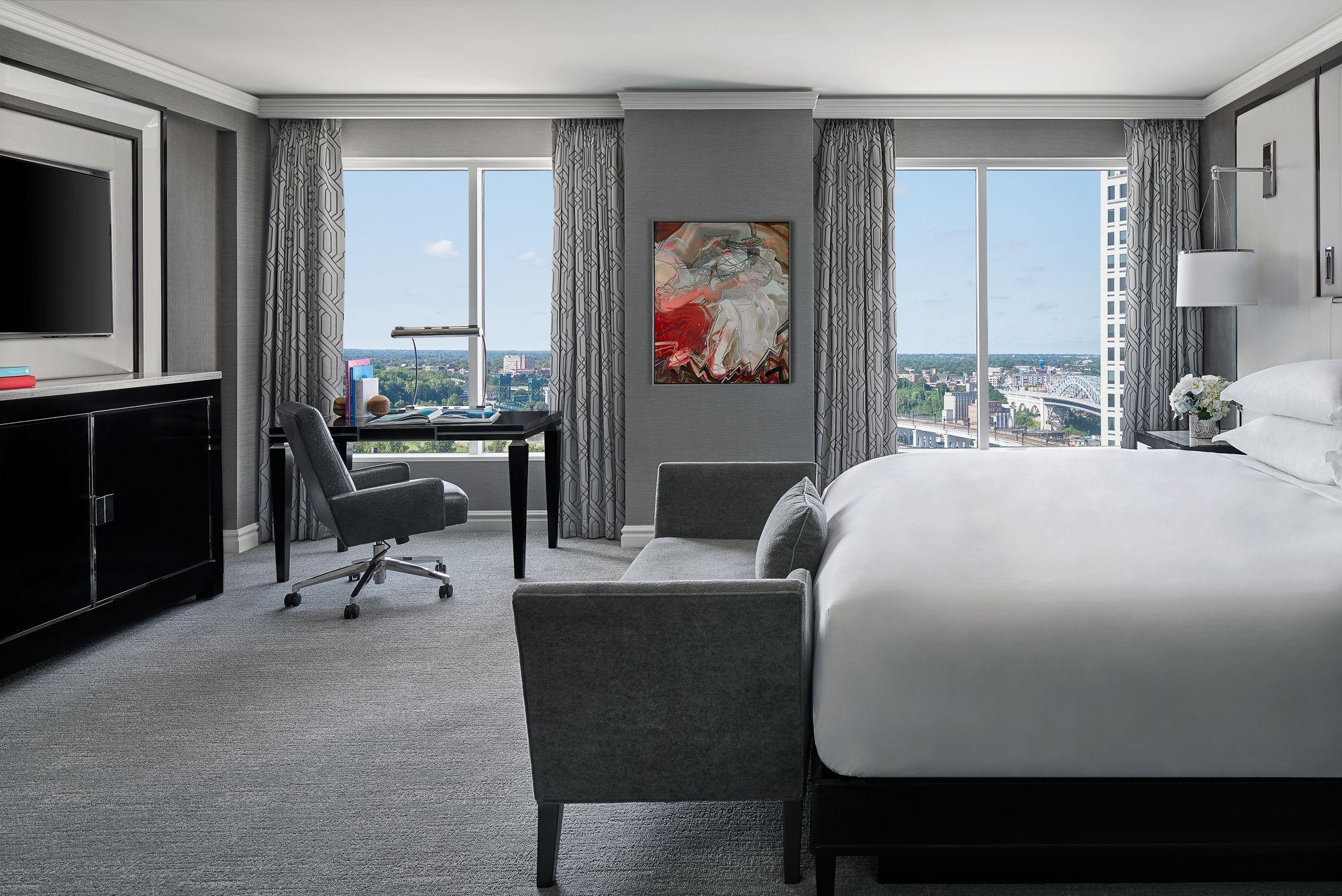 Junior Presidential Suite - Bedroom