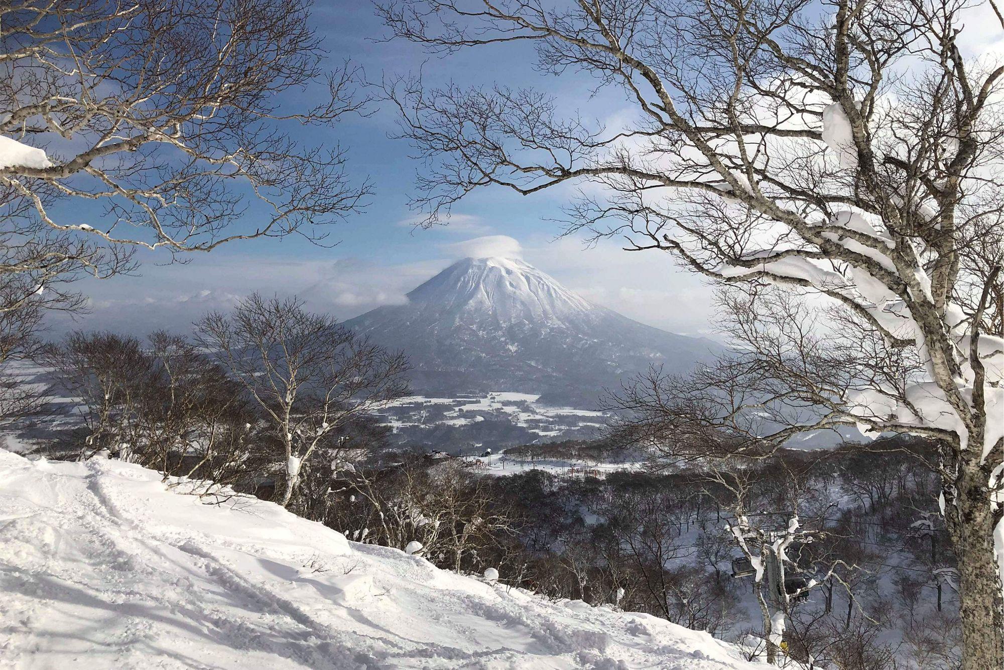 Mountain Facade