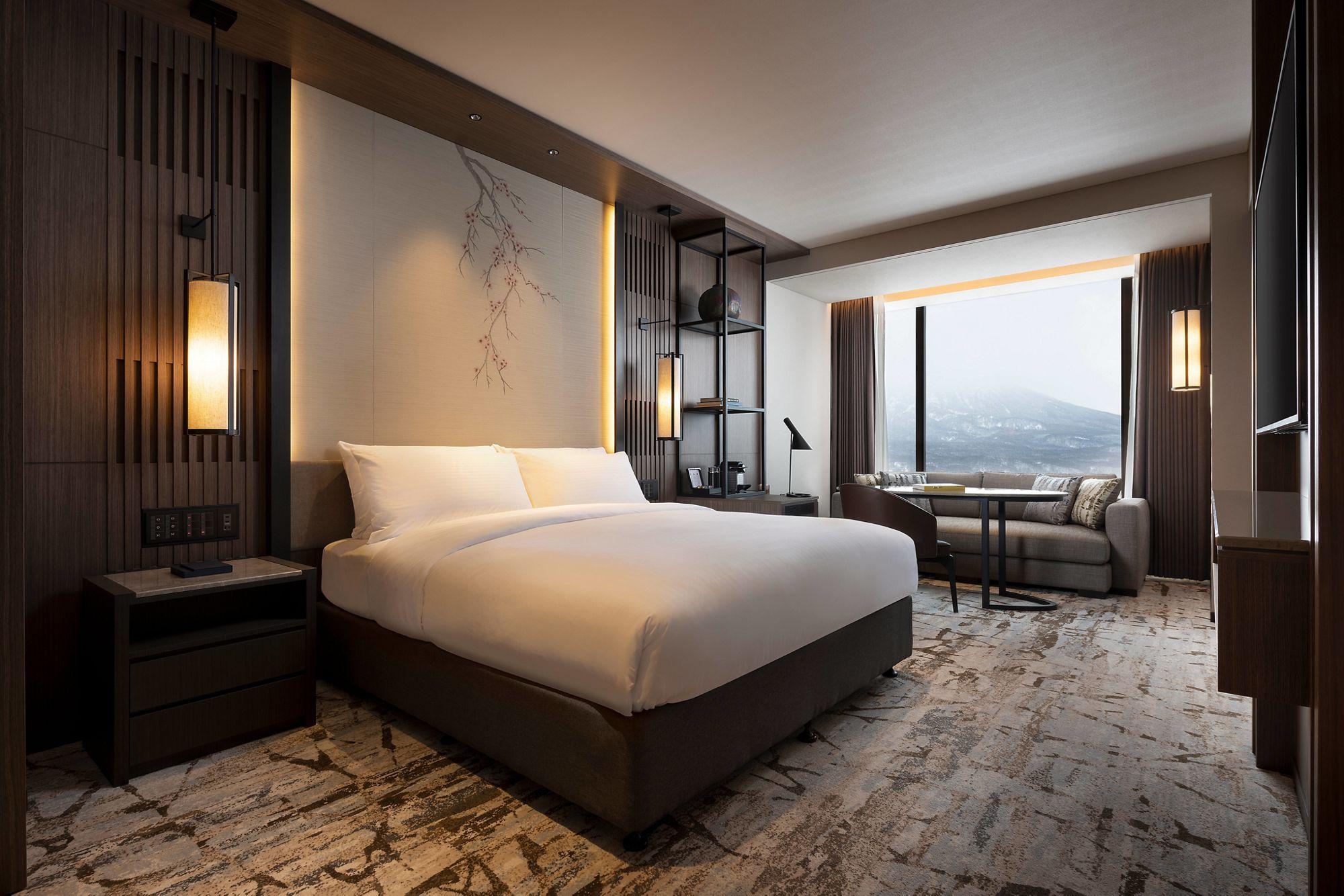 Yotei Suite - King Bedroom