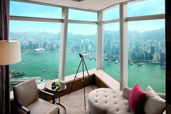 5 Star Hong Kong Hotel The Ritz Carlton Hong Kong