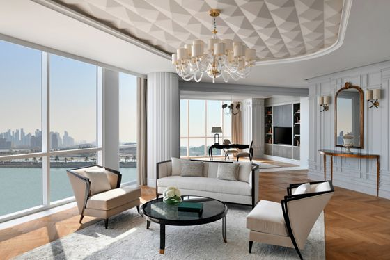 Ivory Suite