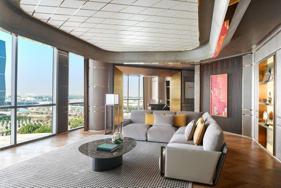Quartz Suite - Living Room