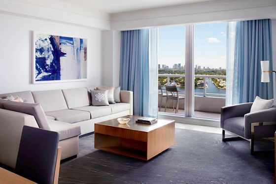 One-Bedroom Intracoastal Residential Suite