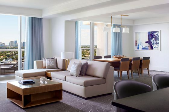 One-Bedroom Superior Intracoastal Residential Suite