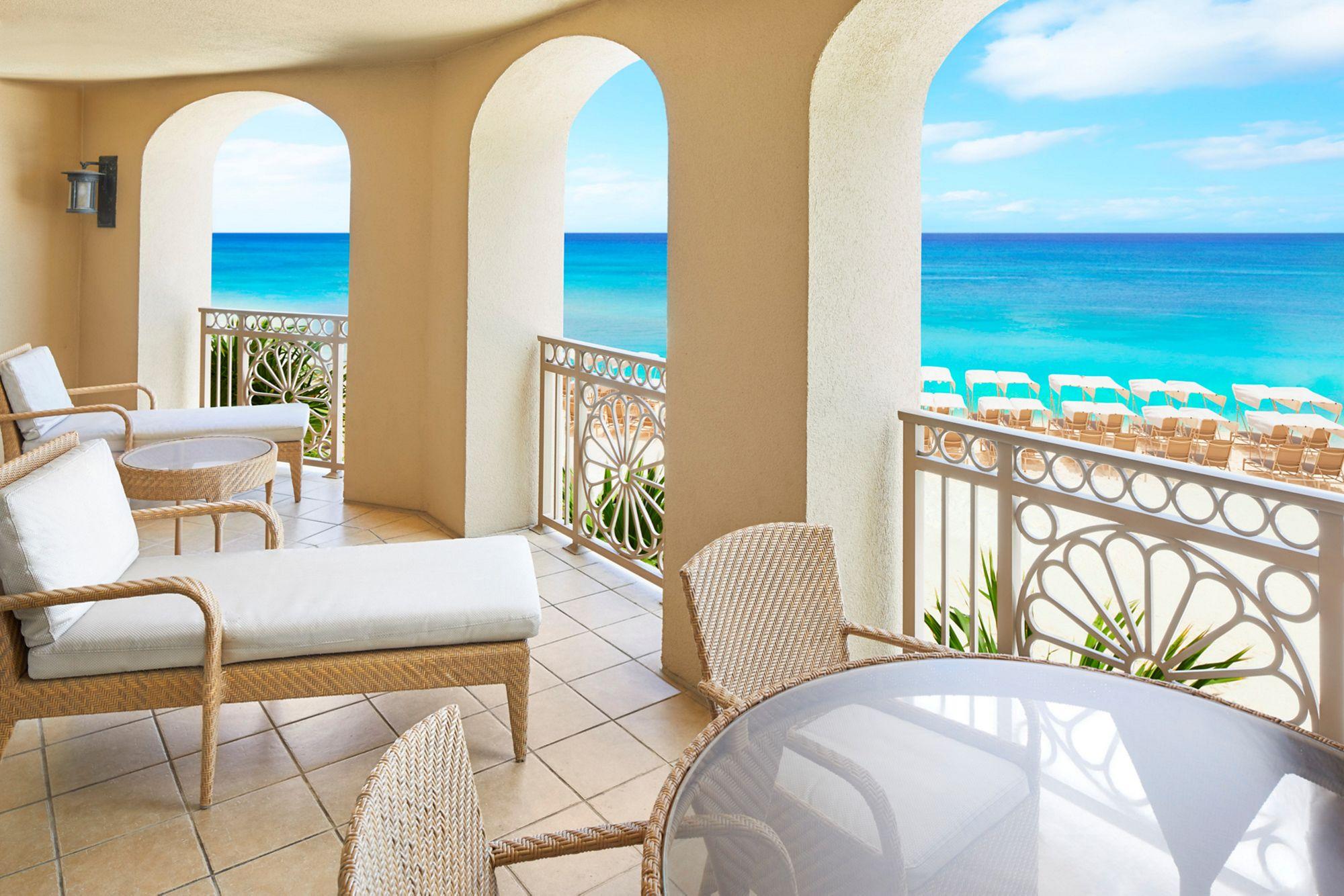 Residential Suite - Oceanfront Terrace