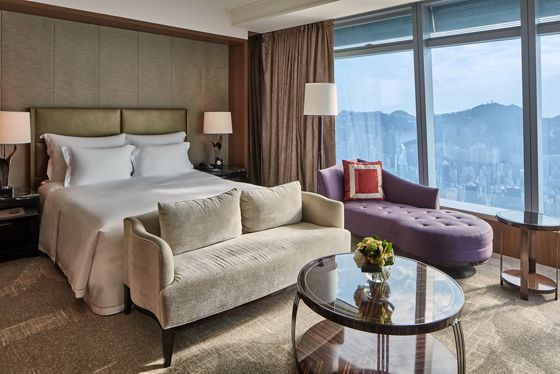 Club Grand Victoria Harbour Room