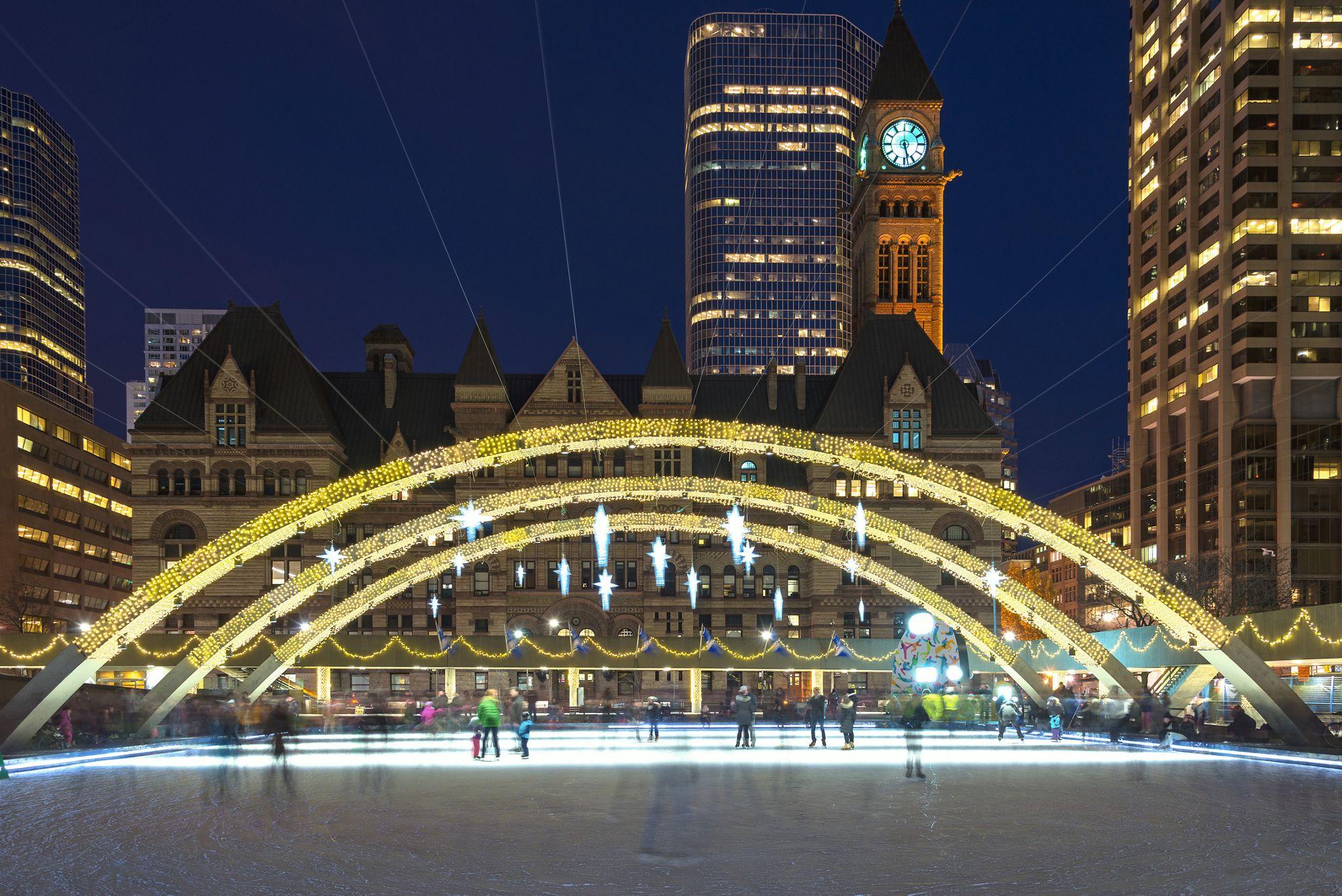 Christmas Events Toronto In November 2021