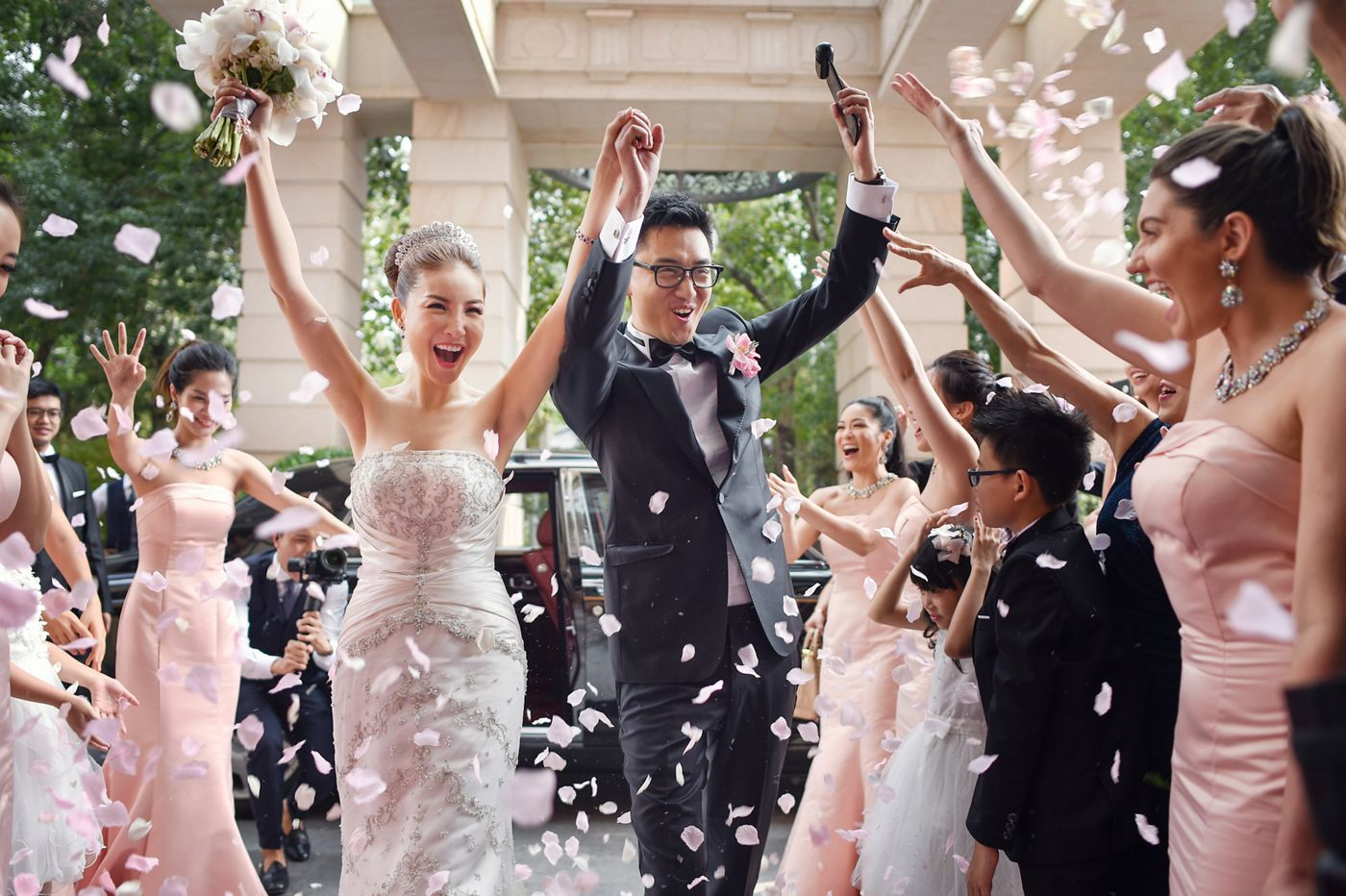 Two Cultures, One Ceremony   Journey Into The Ritz-Carlton