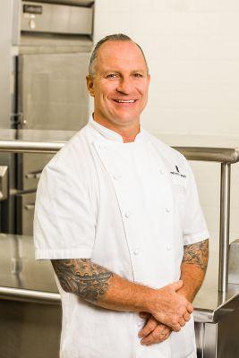 Pastry Chef Stuart Whalan